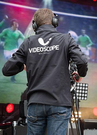 Réalisation live - captation multicam