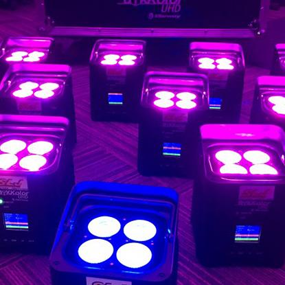 Par à LED