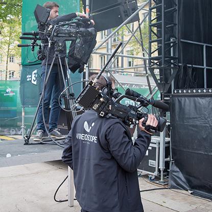 Caméra portée