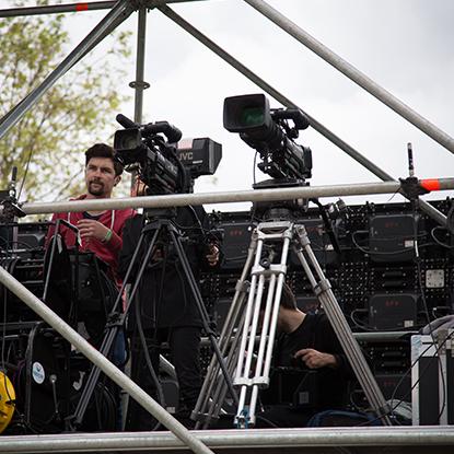 Captation multicaméras